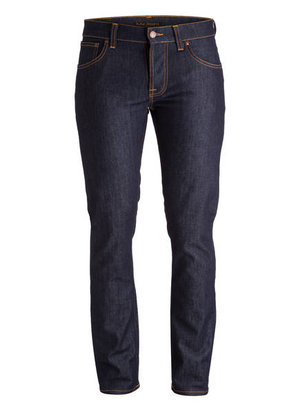 Fit Dry Open Tim Straight Nudie Jeans Grim Navy wq6YIX
