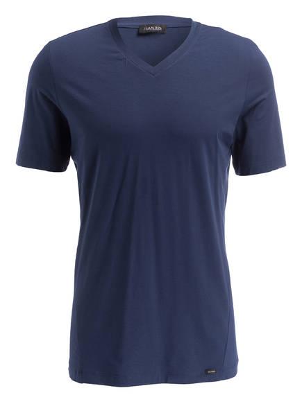 HANRO V-Shirt LIAM, Farbe: NAVY (Bild 1)
