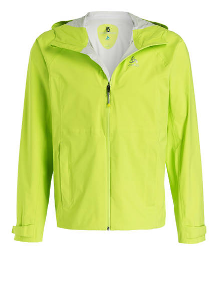 odlo Outdoor-Jacke AEGIS, Farbe: LIME (Bild 1)