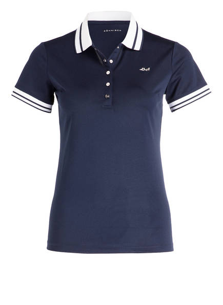 RÖHNISCH Piqué-Poloshirt PIM, Farbe: NAVY (Bild 1)