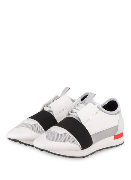 BALENCIAGA Sneaker RACE RUNNERS , Farbe: 9057 WHITE (Bild 1)