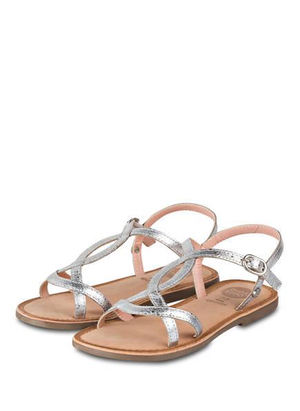 GIOSEPPO Sandalen, Farbe: SILBER (Bild 1)