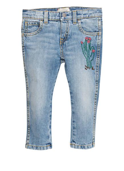 GUCCI Jeans, Farbe: BLUE MULTI (Bild 1)