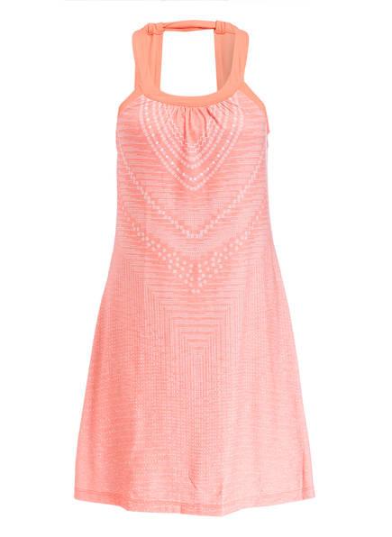 prana Kleid CANTINE , Farbe: LACHS/ WEISS (Bild 1)