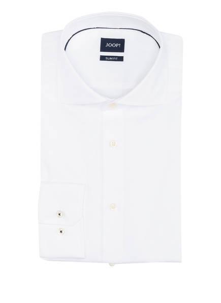 JOOP! Oxfordhemd PANKO Slim Fit, Farbe: WEISS (Bild 1)