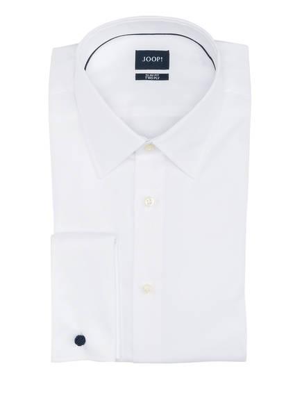 JOOP! Hemd PIERCE Slim Fit mit Umschlagmanschette, Farbe: WEISS (Bild 1)