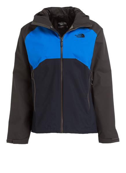 6bddb104833ad0 The North Face Outdoor-Jacke Stratos blau | Kleidung günstig kaufen ...