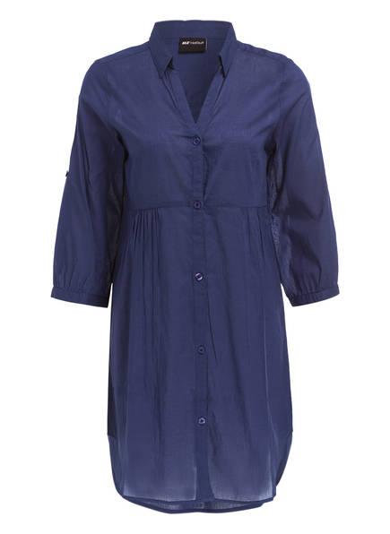 Hot Stuff Blusenkleid MARSEILLE, Farbe: NAVY (Bild 1)