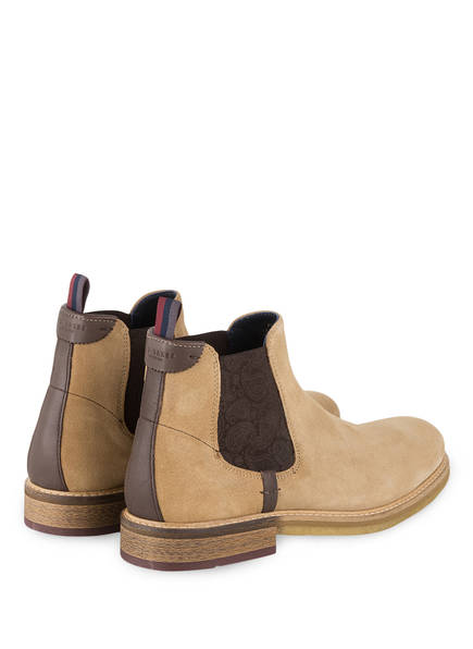 Ted Baker Chelsea boots Beige Bronzo rnRrgqY4