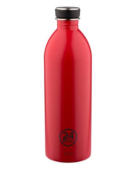 24Bottles Trinkflasche URBAN BOTTLE , Farbe: ROT  (Bild 1)