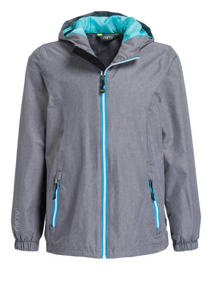 me°ru' Outdoor-Jacke FREMONT, Farbe: GRAU (Bild 1)