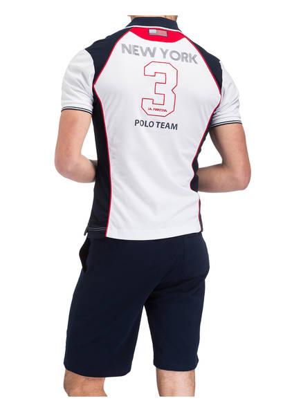 La Tobias poloshirt Regular Navy Piqué Weiss Martina Fit 7rxzt8rq4w