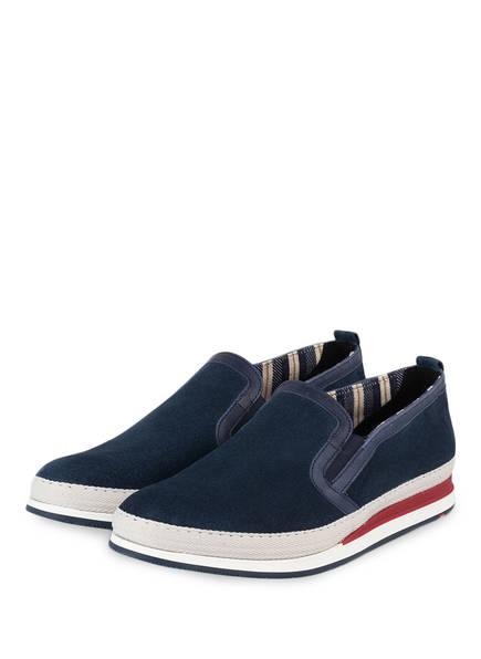 LLOYD Slip-on-Sneaker DALLAN, Farbe: BLAU (Bild 1)