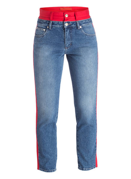 HILFIGER COLLECTION 7/8-Jeans , Farbe: VINTAGE WASH BLUE/ RED (Bild 1)