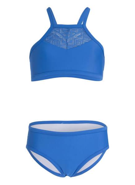 SEAFOLLY Bustier-Bikini SUMMER, Farbe: BLAU (Bild 1)