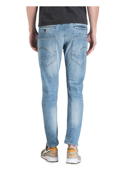 D G staq Indigo Sim Fit Raw Super star Jeans awaxnSqPt