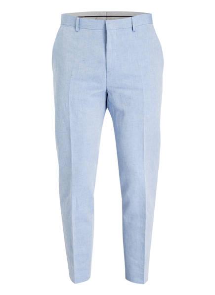 Calvin Klein Kombi-Hose PAVEL Slim Fit mit Leinen-Anteil, Farbe: 483 HELLBLAU (Bild 1)