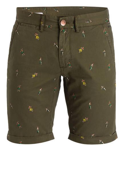 SUN68 Shorts, Farbe: OLIV (Bild 1)