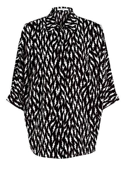 GIVENCHY Bluse, Farbe: SCHWARZ/ WEISS (Bild 1)