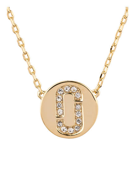 MARC JACOBS Kette DDOUBLE J, Farbe: GOLD (Bild 1)