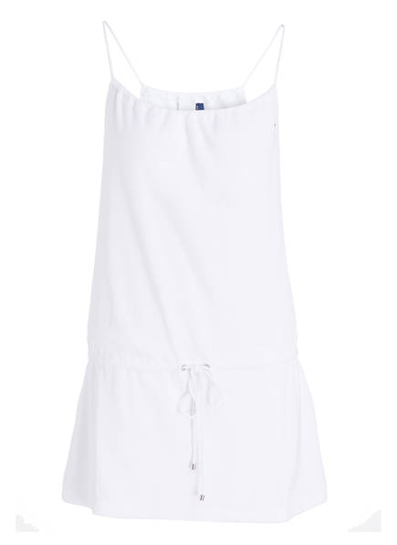 POLO RALPH LAUREN Frottée-Kleid, Farbe: WEISS (Bild 1)