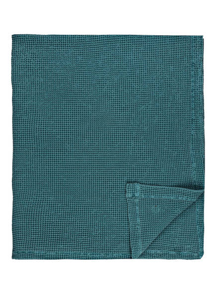 Marc O'Polo Plaid VIRON , Farbe: GRÜN (Bild 1)