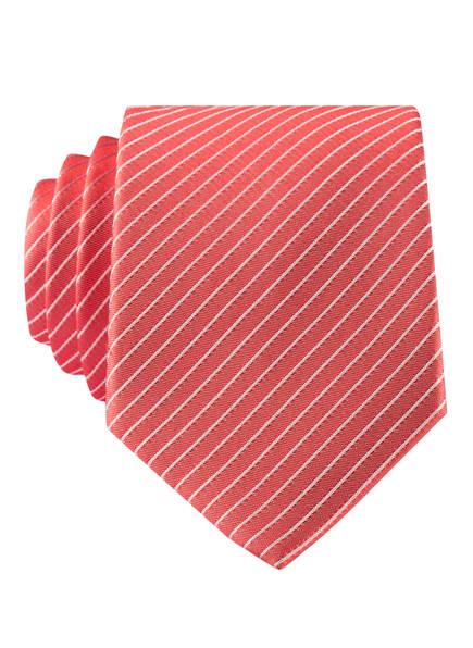 PAUL Krawatte, Farbe: KORALLE (Bild 1)