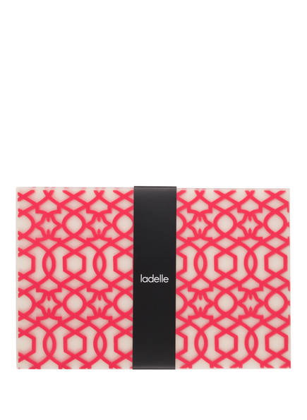 ladelle 4er-Set: Platzsets TROPIC , Farbe: ROT/ WEISS  (Bild 1)