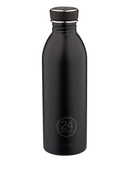 24Bottles Trinkflasche URBAN BOTTLE, Farbe: SCHWARZ (Bild 1)