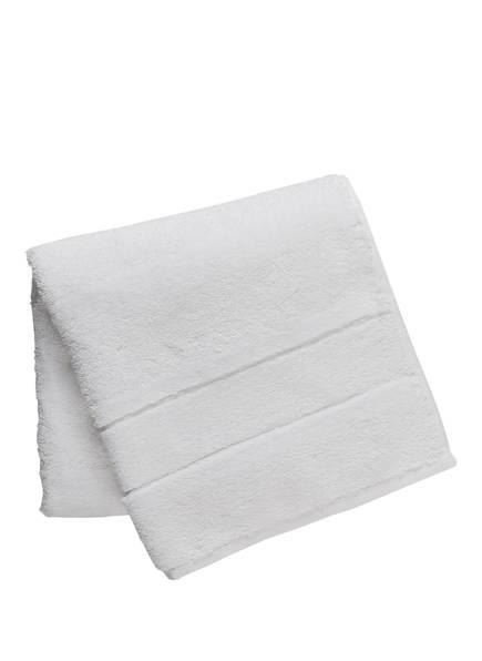 Cawö Handtuch NOBLESSE, Farbe: WEISS (Bild 1)