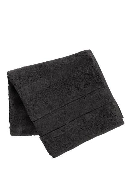 Cawö Handtuch NOBLESSE, Farbe: ANTHRAZIT  (Bild 1)