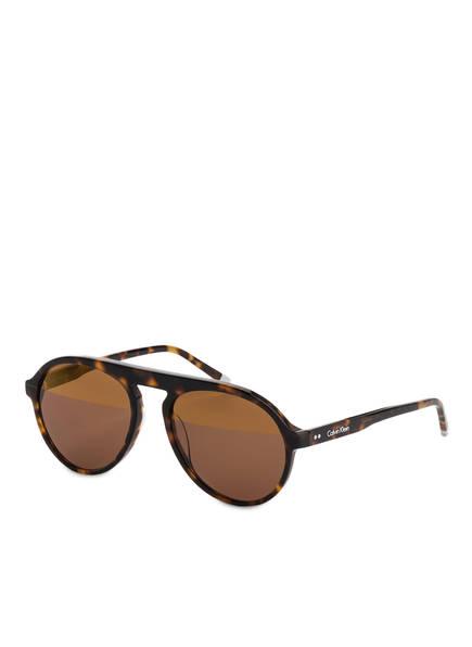 Calvin Klein Sonnenbrille CK4350S 0NXGhsfq