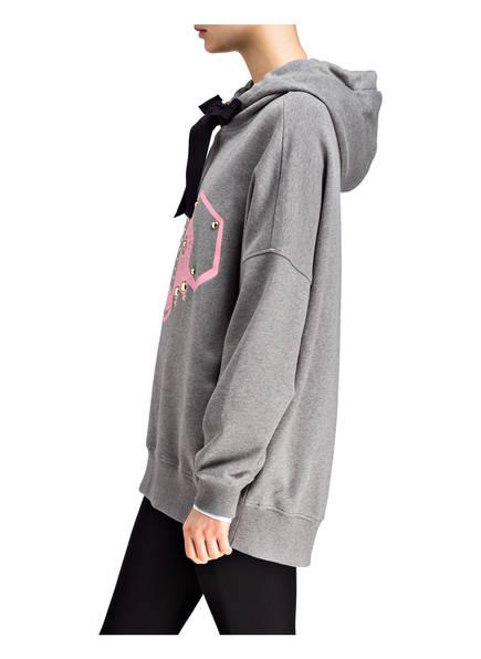 dorothee schumacher hoodie grau meliert g nstig schnell einkaufen. Black Bedroom Furniture Sets. Home Design Ideas