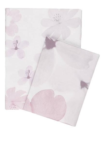 fleuresse Bettwäsche MODERN GARDEN, Farbe: LAVENDEL/ WEISS  (Bild 1)