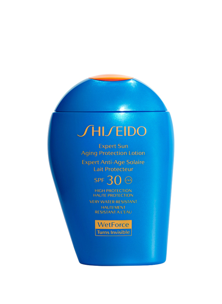 SHISEIDO SUN CARE EXPERT ANTI AGING PROTECTION LOTION LSF 30 (Bild 1)