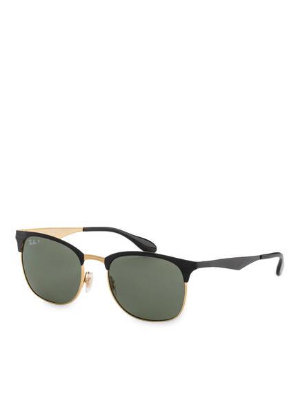 6858d5f51aa Sonnenbrille RB3538 CLUBMASTER von Ray-Ban bei Breuninger kaufen