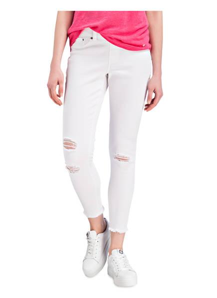 Skinny Hue Hue Skimmer Skinny Weiss jeans 0aHwTqx