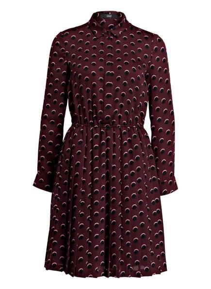 STEFFEN SCHRAUT Kleid , Farbe: BORDEAUX/ SCHWARZ/ ROSA (Bild 1)