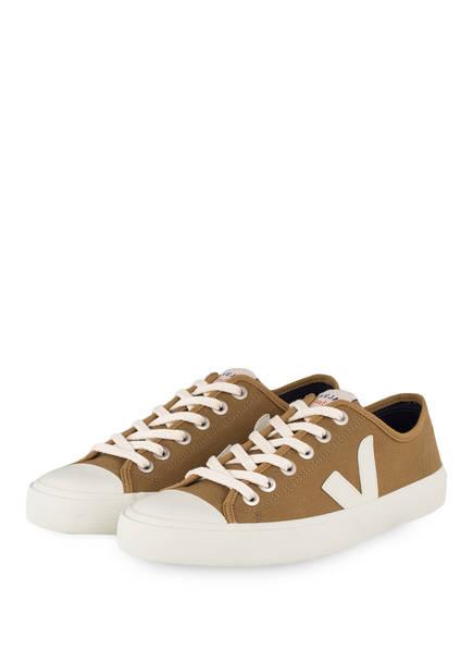 VEJA Sneaker WATA CANVAS, Farbe: OCKER (Bild 1)