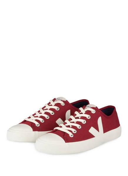 VEJA Sneaker WATA CANVAS, Farbe: ROT (Bild 1)