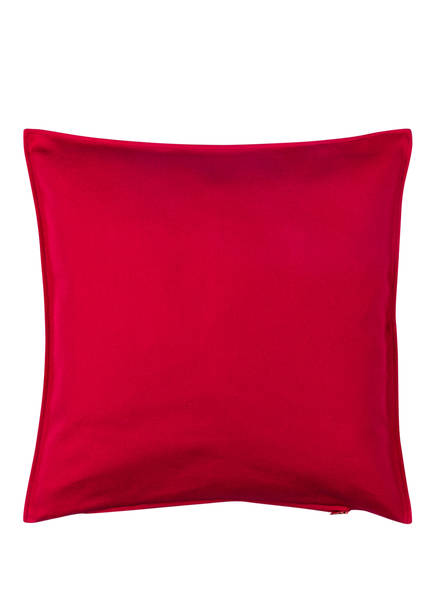 PROFLAX Dekokissenhülle MIRA, Farbe: ROT  (Bild 1)