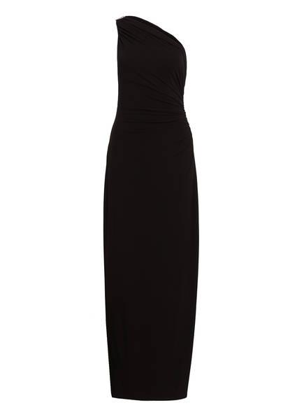 LAUREN RALPH LAUREN One-Shoulder-Kleid, Farbe: SCHWARZ (Bild 1)