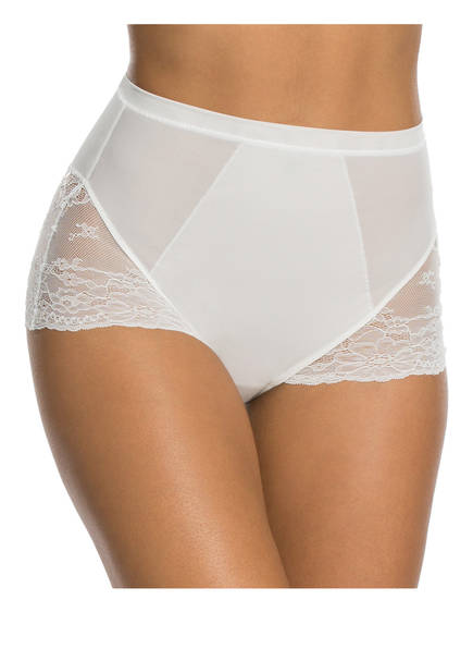 Spotlight Weiss Lace Miederslip On Spanx 57Hnx