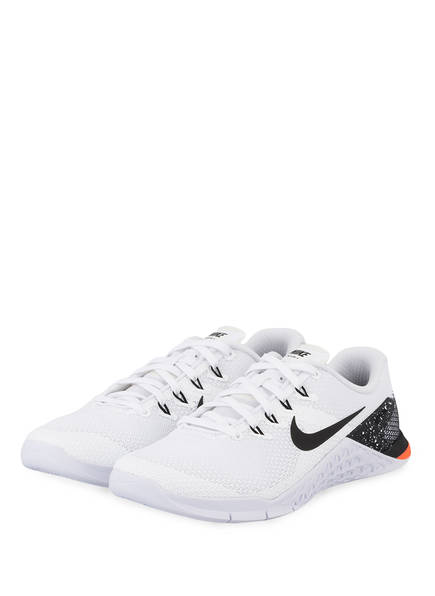 Nike Fitnessschuhe METCON 4, Farbe: WEISS  (Bild 1)