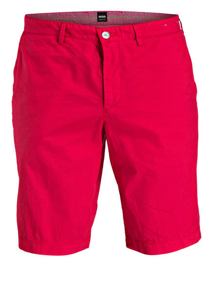 BOSS Bermudas BRIGHT-D Regular Fit, Farbe: PINK (Bild 1)