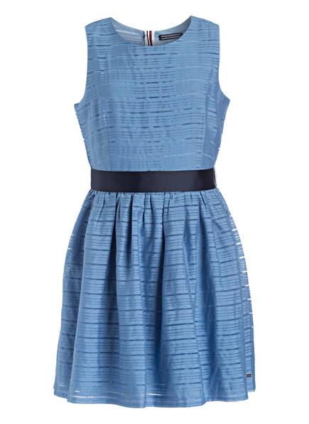 Kleid blau tommy hilfiger