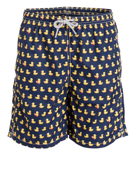 MC2 SAINT BARTH Badeshorts RUBBER DUCKY