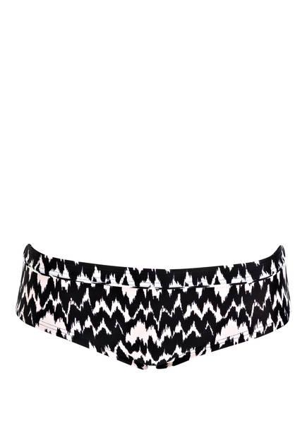 Hot Stuff Bikini-Hose, Farbe: SCHWARZ/ WEISS (Bild 1)