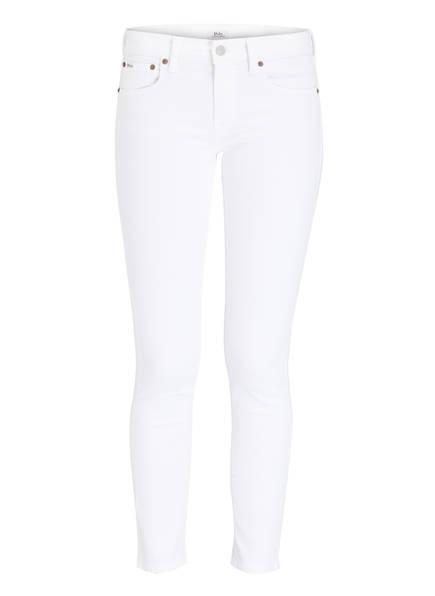 POLO RALPH LAUREN Skinny Jeans, Farbe: 001 WHITE (Bild 1)