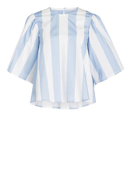 ROBERT FRIEDMAN Bluse GILDA, Farbe: BLAU/ WEISS GESTREIFT (Bild 1)